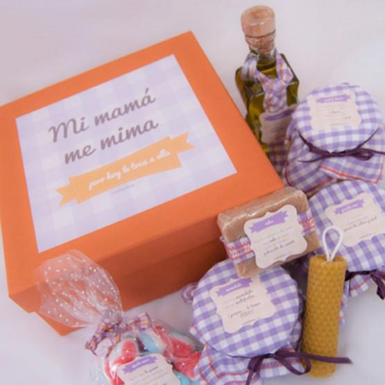 caja gourmet para regalar