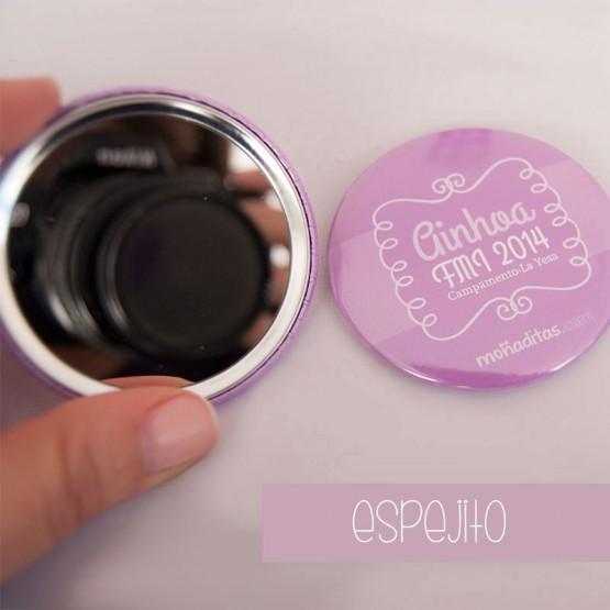 espejo para enaguas personalizado