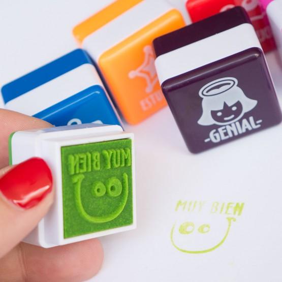 sellos para niños