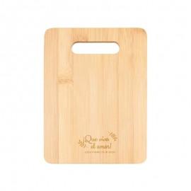 Tabla de madera personalizada