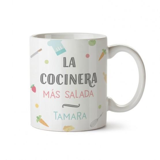 taza para cocineras