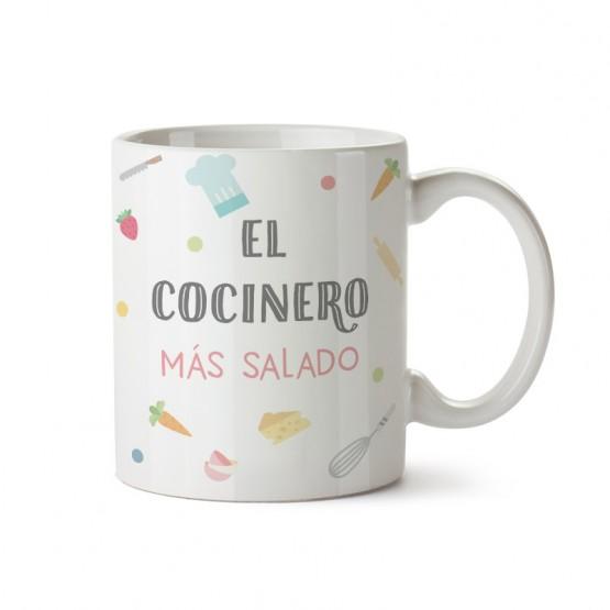 taza para amantes de la cocina