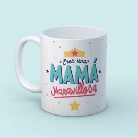 Taza mamá maravillosa