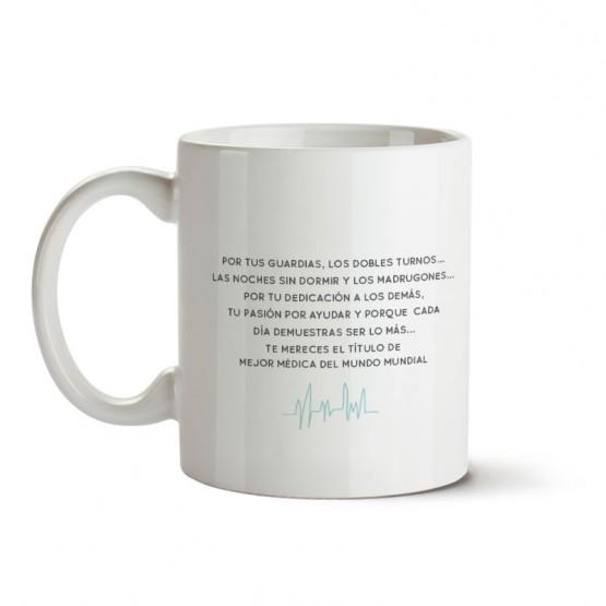 mensaje agradecimiento taza