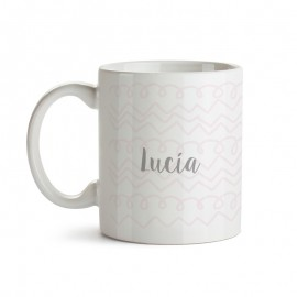 taza infantil con nombre personalizado