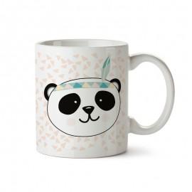 Taza personalizada oso panda