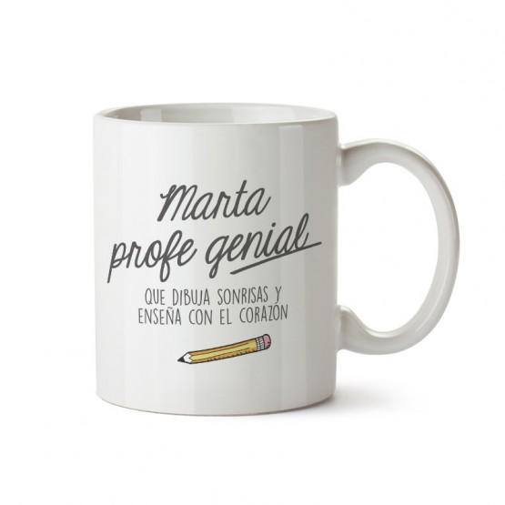 taza para profe