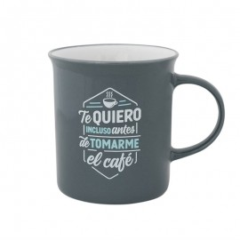 Taza Mr Wonderful café