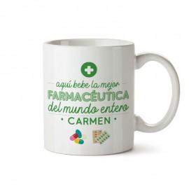 Taza para farmacéuticos