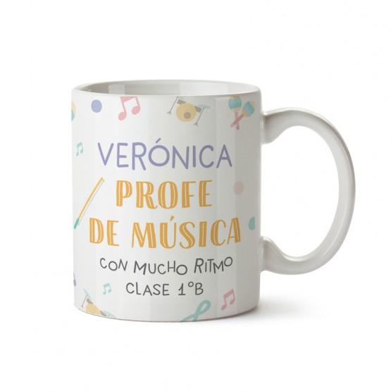 taza profe de musica