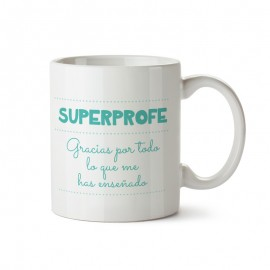 Taza regalo superprofe
