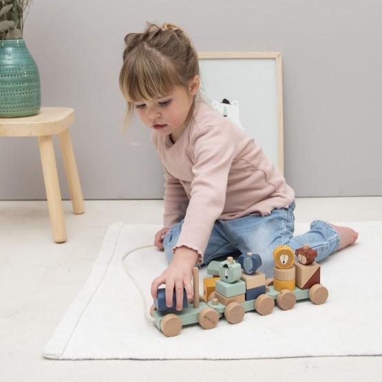 juguete de madera ecológico