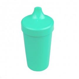 Vaso antiderrame verde