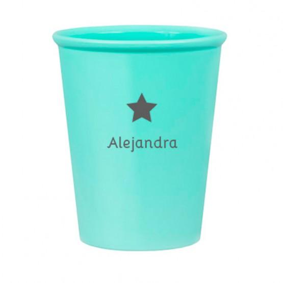 vaso estrella guardería