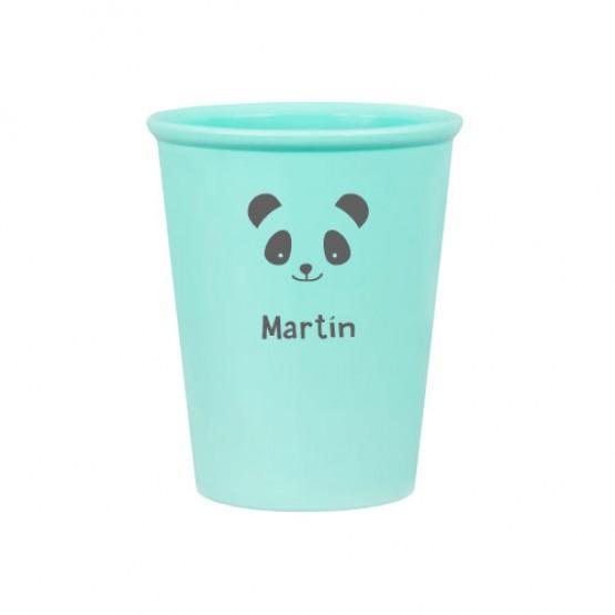 Vaso panda personalizado