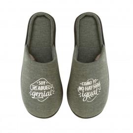 Zapatillas ir por casa abuelo