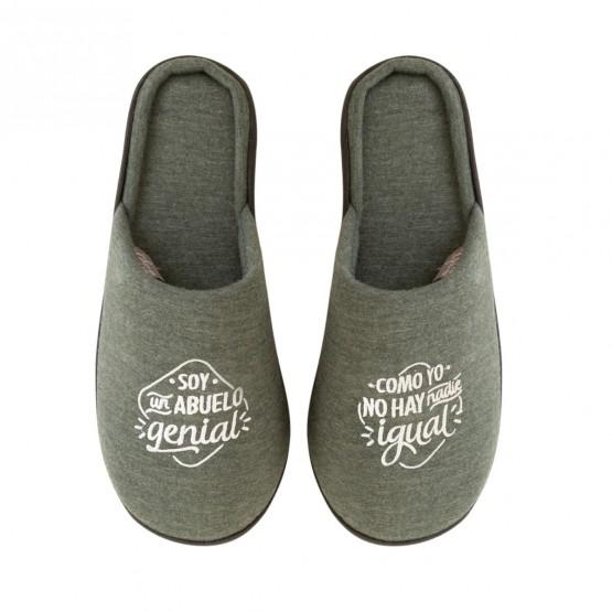 Zapatillas regalo abuelo original