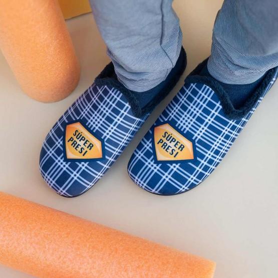 zapatillas ir por casa presidente